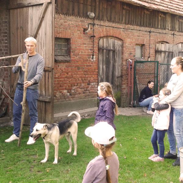 Agroturystyka w gospodarstwie wiejskim pod Poznaniem